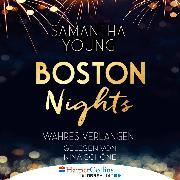 Cover-Bild zu eBook Boston Nights - Wahres Verlangen (Ungekürzt)