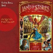 Cover-Bild zu eBook Das magische Land - Eine düstere Warnung, Land of Stories (Ungekürzte Lesung)