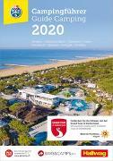 Cover-Bild zu Hallwag Kümmerly+Frey AG (Hrsg.): TCS Schweiz & Europa Campingführer 2020