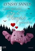 Cover-Bild zu Sands, Lynsay: Liebe gesucht, Vampir gefunden (eBook)