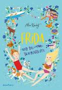 Cover-Bild zu Bengt, Alva: Frida und die Blaubeersuppe