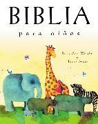 Cover-Bild zu Wright, Sally Ann: Biblia para niños