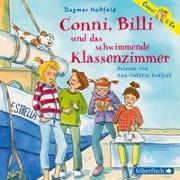Cover-Bild zu Hoßfeld, Dagmar: Conni, Billi und das schwimmende Klassenzimmer