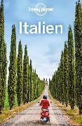 Cover-Bild zu Bonetto, Cristian: Lonely Planet Reiseführer Italien