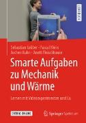 Cover-Bild zu Smarte Aufgaben zu Mechanik und Wärme (eBook) von Gröber, Sebastian
