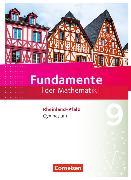 Cover-Bild zu Fundamente der Mathematik 9. Schuljahr. Schülerbuch. RP von Altherr, Stefan