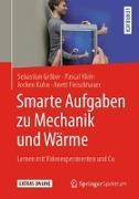 Cover-Bild zu Smarte Aufgaben zu Mechanik und Wärme von Gröber, Sebastian