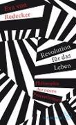 Cover-Bild zu Redecker, Eva von: Revolution für das Leben (eBook)