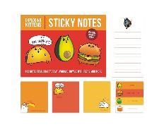 Cover-Bild zu Exploding Kittens Sticky Notes von LLC, Exploding Kittens