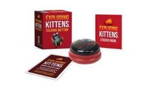 Cover-Bild zu Exploding Kittens: Talking Button von LLC, Exploding Kittens