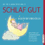 Cover-Bild zu Schlaf gut (Audio Download) von Croos-Müller, Claudia