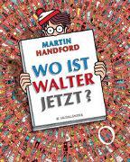 Cover-Bild zu Handford, Martin: Wo ist Walter jetzt?