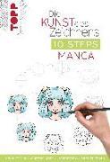 Cover-Bild zu Die Kunst des Zeichnens 10 Steps - Manga von Kutsuwada, Chie