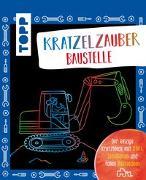 Cover-Bild zu Kratzelzauber Baustelle von frechverlag
