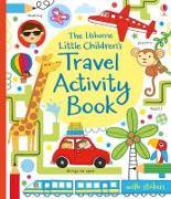 Cover-Bild zu Little Children's Travel Activity Book von MacLaine, James