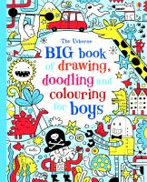 Cover-Bild zu Big Book of Drawing, Doodling and Colouring for Boys von Maclaine, James