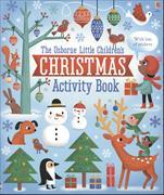 Cover-Bild zu Little Children's Christmas Activity Book von Maclaine, James