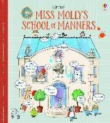 Cover-Bild zu Miss Molly's School of Manners von Maclaine, James