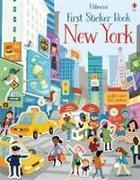 Cover-Bild zu First Sticker Book New York von MacLaine, James