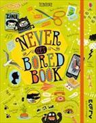 Cover-Bild zu Never Get Bored Book von Maclaine, James