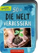Cover-Bild zu 50 x die Welt verbessern von Holzapfel, Miriam