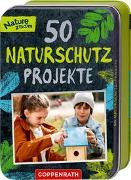 Cover-Bild zu 50 Naturschutz-Projekte von Oftring, Bärbel