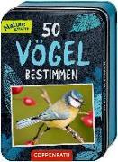Cover-Bild zu 50 Vögel bestimmen von Haag, Holger