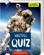 Cover-Bild zu Weltall-Quiz von Wernsing, Barbara