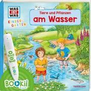 Cover-Bild zu BOOKii® WAS IST WAS Kindergarten Tiere und Pflanzen am Wasser von Schreuder, Benjamin