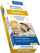 Cover-Bild zu Mathe Übungsbox Grundschule, 3. + 4. Klasse von Noa, Sandra