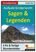 Cover-Bild zu Sagen & Legenden (eBook) von Noa, Sandra