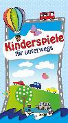 Cover-Bild zu Kinderspiele für unterwegs (eBook) von Noa, Sandra