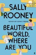 Cover-Bild zu Rooney, Sally: Beautiful World, Where Are You (eBook)