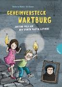 Cover-Bild zu Geheimversteck Wartburg von Kunter, Katharina