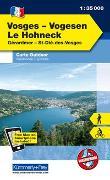Cover-Bild zu Vogesen - Le Hohneck, Gérardmer, St-Dié-des-Vosges. 1:35'000 von Hallwag Kümmerly+Frey AG (Hrsg.)