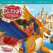 Cover-Bild zu Disney / Elena von Avalor - Folge 2: Charoca kocht vor Wut/ Estebans Geburtstag (Audio Download) von Stark, Conny