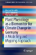 Cover-Bild zu Plant Phenology as a Biomonitor for Climate Change in Germany (eBook) von Schröder, Winfried