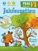 Cover-Bild zu Frag doch mal ... die Maus!: Jahreszeiten von Leintz, Laura