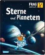 Cover-Bild zu Frag doch mal ... die Maus: Sterne und Planeten von Englert, Sylvia