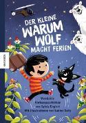 Cover-Bild zu Der kleine Warumwolf macht Ferien von Englert, Sylvia