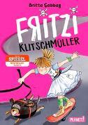 Cover-Bild zu Fritzi Klitschmüller 1: Fritzi Klitschmüller von Sabbag, Britta