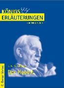 Cover-Bild zu Der Hobbit - The Hobbit von J.R.R. Tolkien. Textanalyse und Interpretation (eBook) von Tolkien, John R