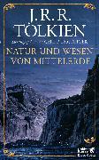 Cover-Bild zu Natur und Wesen von Mittelerde (eBook) von Tolkien, J. R. R.