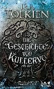 Cover-Bild zu Die Geschichte von Kullervo (eBook) von Tolkien, J. R. R.