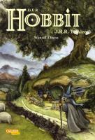 Cover-Bild zu Der Hobbit von Tolkien, J. R. R.