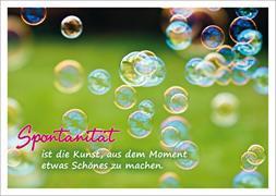 Cover-Bild zu Spontanität ist die Kunst, aus dem Moment etwas Schönes zu machen von Sassor, Tanja (Text von)