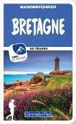 Cover-Bild zu Bretagne Wanderführer von Hallwag Kümmerly+Frey AG (Hrsg.)