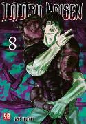 Cover-Bild zu Jujutsu Kaisen - Band 8 von Akutami, Gege