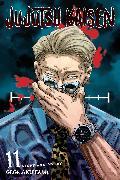 Cover-Bild zu Jujutsu Kaisen, Vol. 11 von Akutami, Gege
