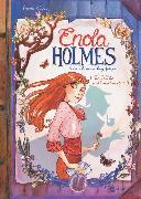Cover-Bild zu Enola Holmes (Comic). Band 1 (eBook) von Springer, Nancy